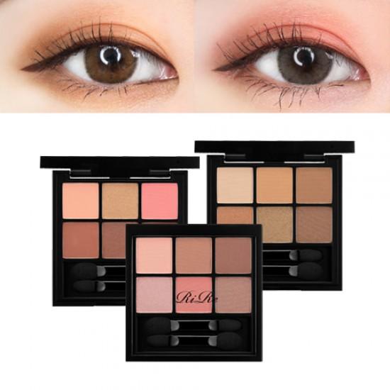 [Rire] Six Eye Palette (3色可選)