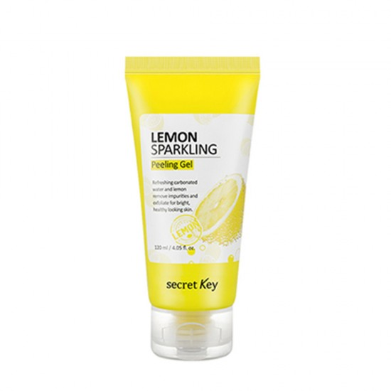 [Secret Key] 檸檬碳酸去角質凝膠 120ml