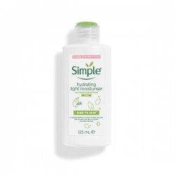 [Simple] Kind to Skin Hydrating Light Moisturiser (125ml)