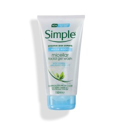 [Simple] Water Boost Micellar Facial Gel Wash (150ml)