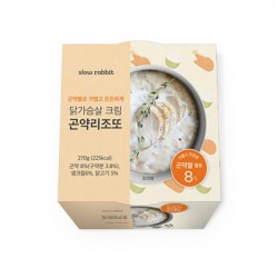 [Sosolife] Konjac Risotto Creamy Chicken Breasts (4pcs)
