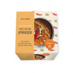 [Sosolife] Konjac Risotto Spicy Seafood (4pcs)