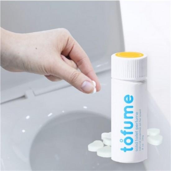 [Tofume] Solid Toilet Perfume (15pcs)