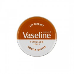 [Vaseline] 凡士林 可可脂護唇膏 (Brown)
