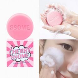 [Yurica] 櫻桃有機洗顏皂
