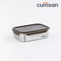 [cuitisan] Signature 不鏽鋼微波爐 保鮮盒 - 長方形 2400ml