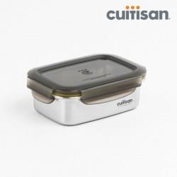 [cuitisan] Signature 不鏽鋼微波爐 保鮮盒 - 長方形 350ml