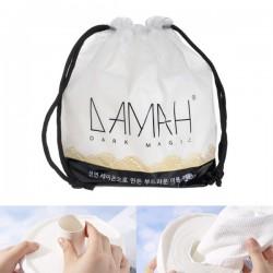 韓國DAMAH黑魔法洗臉巾 80片