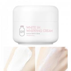 [G9SKIN] 牛奶保濕美白素顏霜