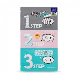 [Holika Holika] Pig-clear blackhead 3 step kit