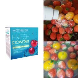 [Mother-K ] 蔬果清潔粉30包 (獨立包裝)