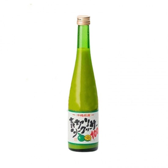 (預購 18/6到貨) Shikuwasa  Juice 500ml 沖繩100%香檬汁 500ml