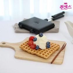 [Queen Sense] 韓國窩夫煎Pan(韓國製造) (適用於各種爐具, 包括電磁爐)
