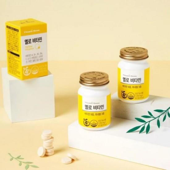 [Vitamin House] 黃色維他命丸 30片
