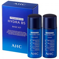 [AHC] 升級EX B5透明質酸試用套裝 (20ml + 20ml)