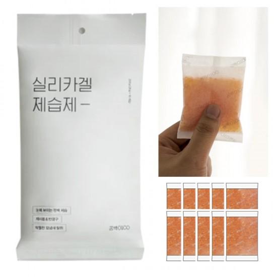 [0100] 防潮除濕劑套裝 (獨立包裝10件入)