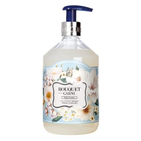 [BOUQUET GARNI] Deep Perfume Shampoo 500ml (Baby Powder)