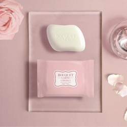 [BOUQUET GARNI] 香水沐浴皂 100g (WHITE MUSK)