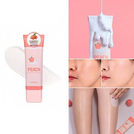 [Coringco] Peach Whipping Tone Up Cream (50ml)