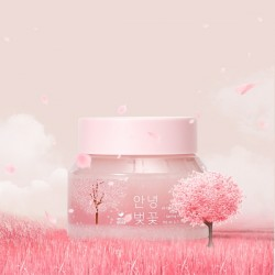 [Daycell] Hi Cherry Blossom Aqua Cream-Spring in Jeju (110ml)