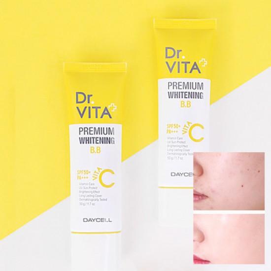 [Dr Vita] 高級美白BB cream 50g