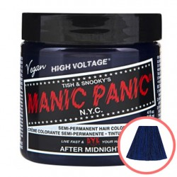 [Manic Panic] High Voltage Classic Cream Formular Hair color (01 After Midnight)