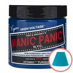 [Manic Panic] High Voltage Classic Cream Formular Hair color (02 Atomic Turquoise )
