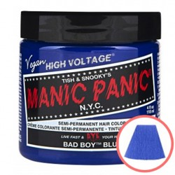 [Manic Panic] High Voltage Classic Cream Formular Hair color (03 Bad Boy Blue)