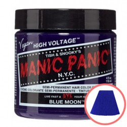 [Manic Panic] High Voltage Classic Cream Formular Hair color (04 Blue Moon)