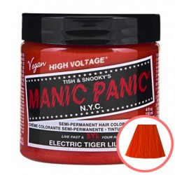 [Manic Panic] High Voltage Classic Cream Formula Hair color (13 Electric Tiger Lily)