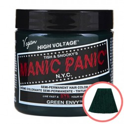 [Manic Panic] High Voltage Classic Cream Formular Hair color (16 Green Envy)