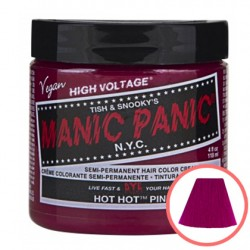 [Manic Panic] High Voltage Classic Cream Formula Hair color  (17 Hot Hot Pink)