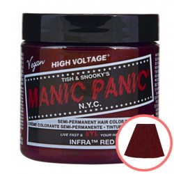 [Manic Panic] High Voltage Classic Cream Formular Hair color  (19 Infra Red)
