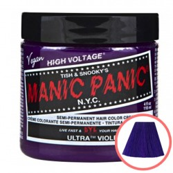 [Manic Panic] High Voltage Classic Cream Formula Hair color (36 Ultra Violet)