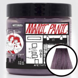 <LIMITED EDITION>[Manic Panic] High Voltage Classic Cream Formular Hair color (49 Amethyst Ashes)