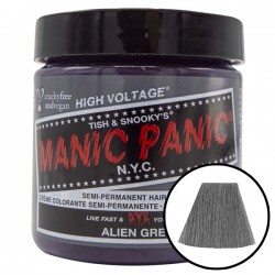 <LIMITED EDITION>[Manic Panic] High Voltage Classic Cream Formular Hair color (50 Alien Grey)