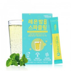 [Green Monster] Lemonbalm Toc-Toc Sparkling 一盒14包