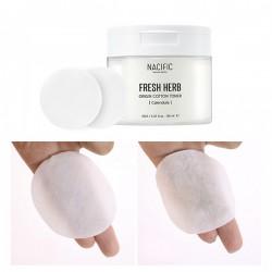 [Natural Pacific] Fresh Herb Origin Cotton Toner