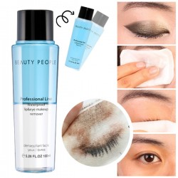 [Beauty People] Waterproof Lip&Eye make up remover(professional line)