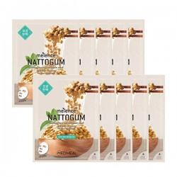 【團購價38蚊】[Mediheal] Meience Natto Gum Mask (1盒10片)