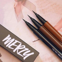 [Merzy] The First Pen Eyeliner (Get it Beauty Top3 Eyeliner)