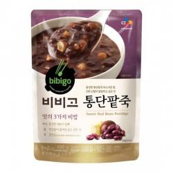 [bibigo]  紅豆栗子即食粥 450g (통단팥죽)