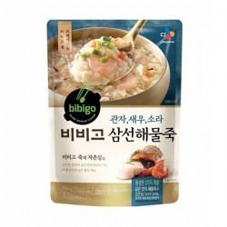 [bibigo]  三鮮海鮮粥 450g (삼선해물죽)