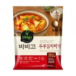 [bibigo] Tofu Kimchi Soup 460g (두부김치찌게)