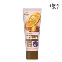 [Bokumjari] 奶油番薯醬 100g (Sweet Potato)