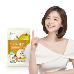 BOTO 桔梗梨汁 도라지배즙 1包 (80ml)