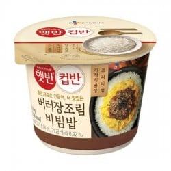(預購 25/06)CJ 牛油燉豬肉滑蛋拌飯 컵반 버터장조림 비빔밥