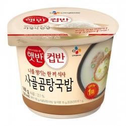 CJ 韓國牛腿骨湯泡飯 컵반 사골곰탕국밥