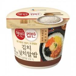 CJ 泡菜飛魚籽飯 컵반 김치날치알밥