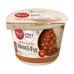 CJ 麻婆豆腐飯 컵반 중화마파두부덮밥